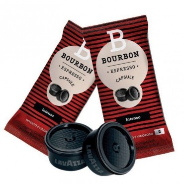 100 Lavazza Bourbon Intenso Espresso Point