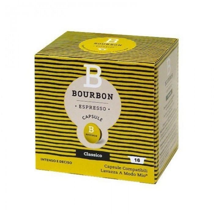 128 capsule Lavazza Bourbon Classico per a modo mio