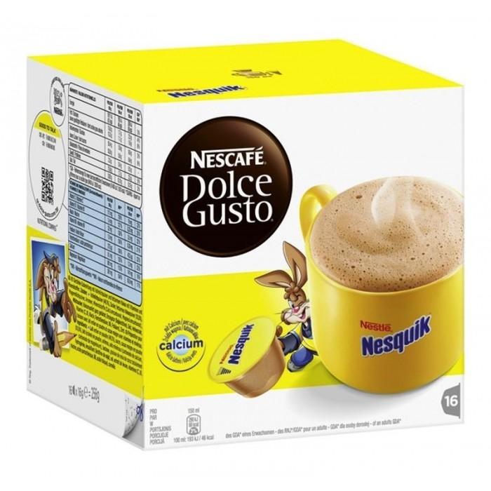 16 Nesquik Choc Sweet Taste Kapseln