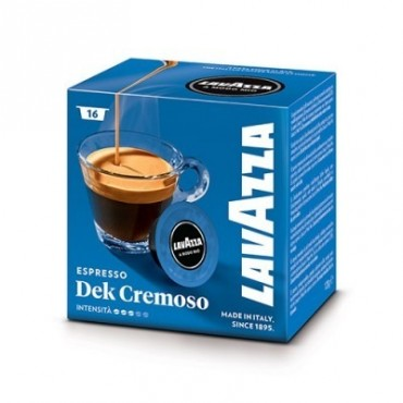 Creamy Dek Lavazza in my own way 16 capsules Lavazza a modo mio