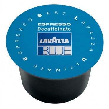 Dek Lavazza Blue 100 capsules Lavazza BLUE