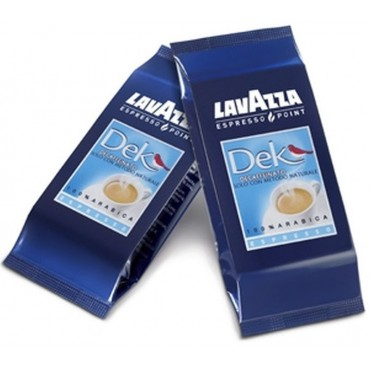 Dek Lavazza Espresso Point 50 capsule