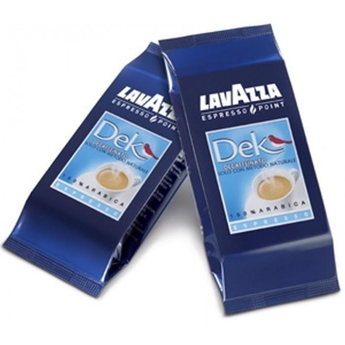 Dek Lavazza Espresso Point 50 capsule