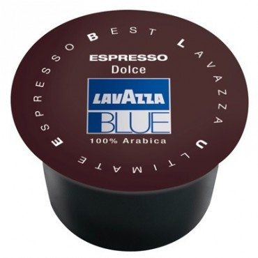 Espresso Dolce Lavazza Blue 100 capsule