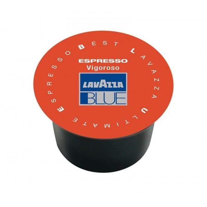 Espresso Vigoroso 9,5 gr Lavazza Blue 100 capsule
