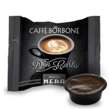 100 Borbone Don Carlo Tostatura Nera compatibile A modo Mio