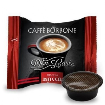100 Borbone Don Carlo Tostatura Rossa compatibile A Modo Mio