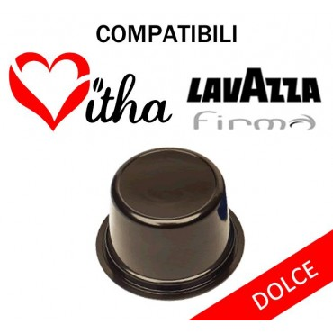 100 Sweetest Cream Capsules Compatible Lavazza Signature Vitha Group Sistema Lavazza Firma Vitha Group