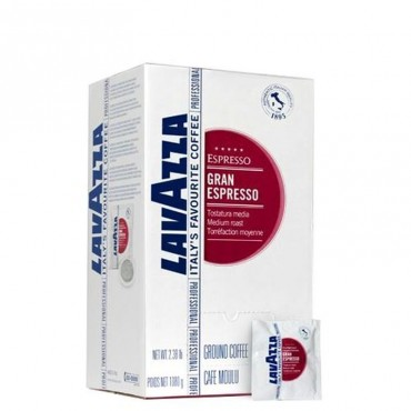 150 Cialde Lavazza Gran Espresso 44MM ESE Cialde carta 44mm