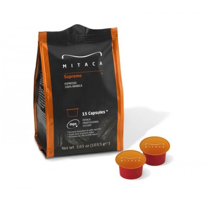 90 capsule Caffe Supremo Mitaca MPS