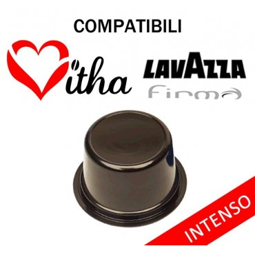 100 Capsules Aroma Classico Intense Compatible Lavazza Signature Vitha Group Sistema Lavazza Firma Vitha Group