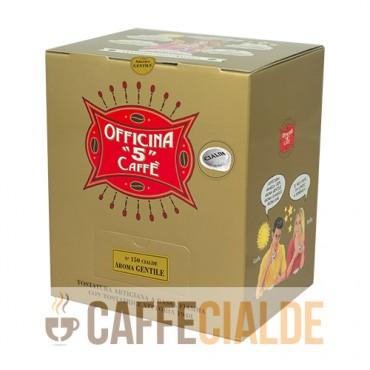 100 AROMA GENTILE Officina 5 Caffe A modo mio