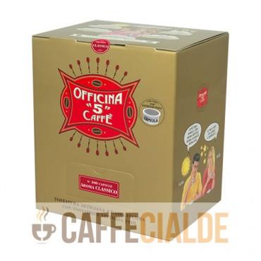 100 AROMA CLASSICO Officina 5 Caffe Espresso Point