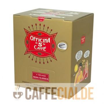 150 Cialde ESE 44mm AROMA CLASSICO Officina 5 Caffe