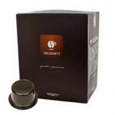 Caffe Lollo Compatibile Firma Vitha Miscela Nera 80pz